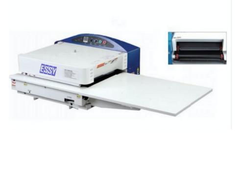 Máy Ép mex ESSY ES600 -MS /Khổ rộng 600, cân băng tự động,220V