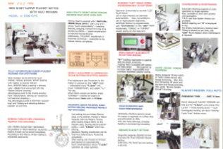 Máy may thép tay hòan toàn tự động YUHO Model U-3506-E/PS (nhật bản)