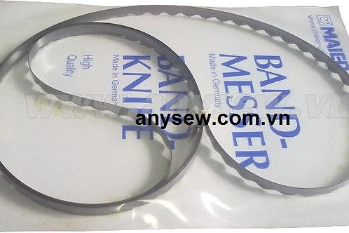 Dao máy cắt vòng size 3500X10x0.45 (Maier- Đức)