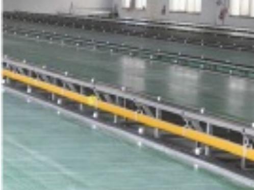 Chân+ mặt bàn in lưới, dạng phẳng, khổ rộng 1200mm