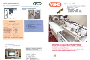 Máy may cổ tự động có dao xén YUHO Model U3412-E (Nhật bản)