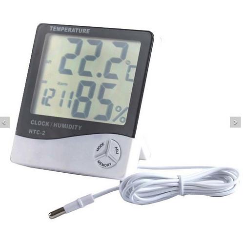 Đồng hồ đo độ ẩm điện tử treo tường HTC-2 (TQ)