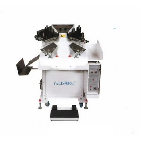 Máy ép định hình cổ áo tự động Yalis TF-766