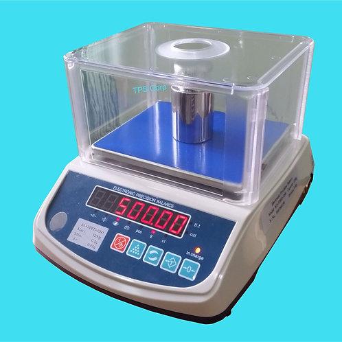 Cân điện tử phân tích KD-TBDE trọng lượng tối đa 300gr, bước nhảy 0.001 gram