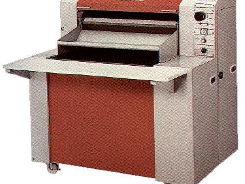Máy ép mex lô tròn sản phẩm vào và ra  1 bên  Hashima Model HP-850N (XX Japan)