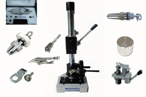 Chi tiết máy thử độ bền cúc STA-0006 ( Hồng Kong)