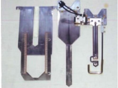 Bộ khuôn + chương trình cho máy may thép tay tự động YUHO  U-3506-E/PS (nhật bản