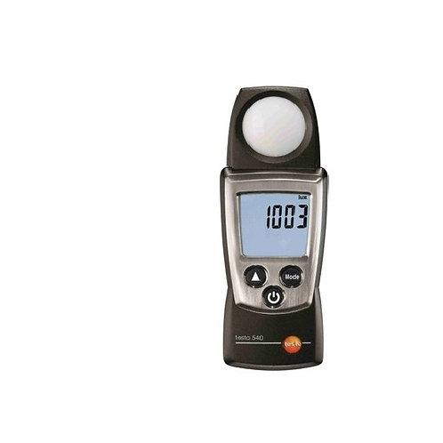 Thiết bị đo ánh sáng Testo540