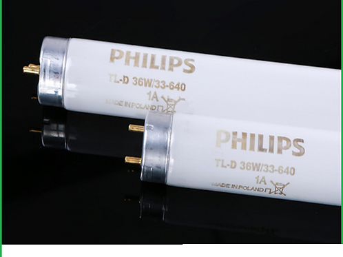 Bóng đèn máy soi màu Cool Whiite Fluorescent Philips TL-D 18W/33-640 (CWF)