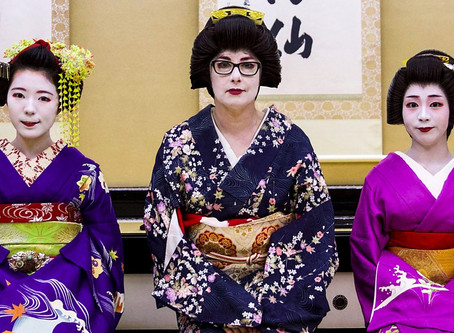 Japan and Gender depicted by recent BBC programmes