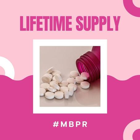 Bipolar Disorder: Lifetime Supply