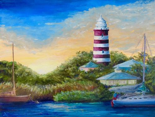 Hope Light, Bahamas