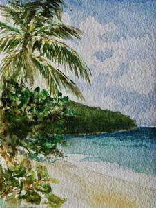 Maho Bay, St John, USVI