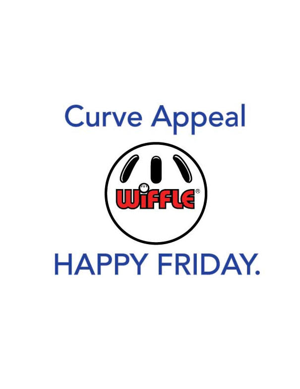 WIFFLE BALL Curve Appeal