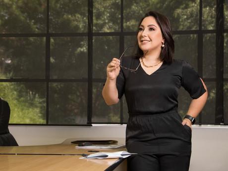 """Barbara Calderani–""""Credibilidade com capacitação técnica podem te levar ao seu objetivo"""""""