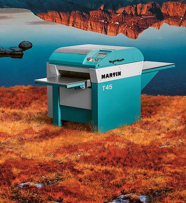 MARTIN T54 Dickenhobelmaschine