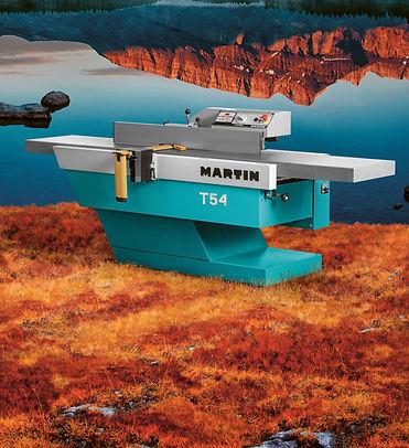 MARTIN T45 Abrichthobelmaschine