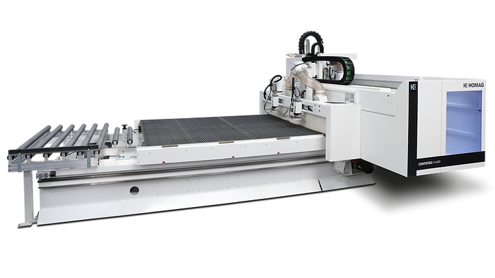 HOMAG CENTATEQ N-600 CNC-Nestingmaschine