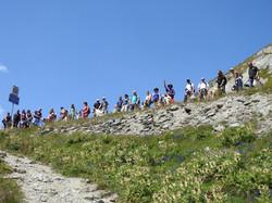 Randonnée St-Bernard