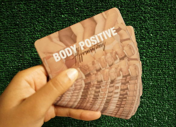 Body Positive Affirmation Deck