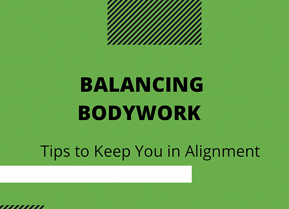10 Tips to Help You Work in Alignment