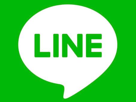 LINE公式アカウントを作成しました♪