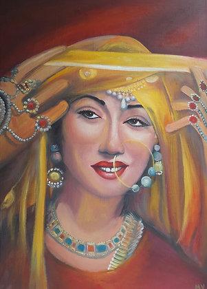 Mathubala by Mita Visrolia