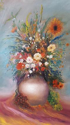 Flowers by Mita Visrolia