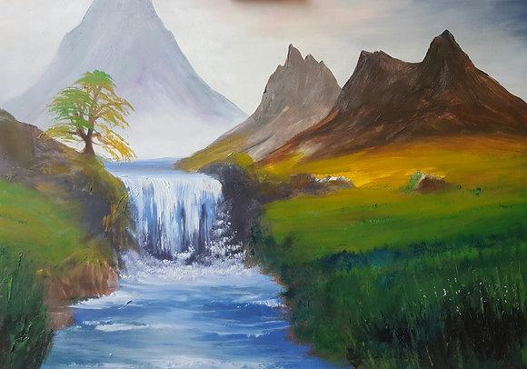 Highlands by Mahendrakumar Patel