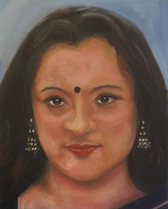 Miss India by Mahendrakumar Patel