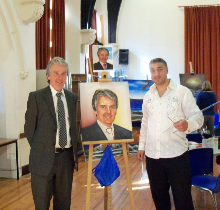 Tony Donovan director of Age UK
