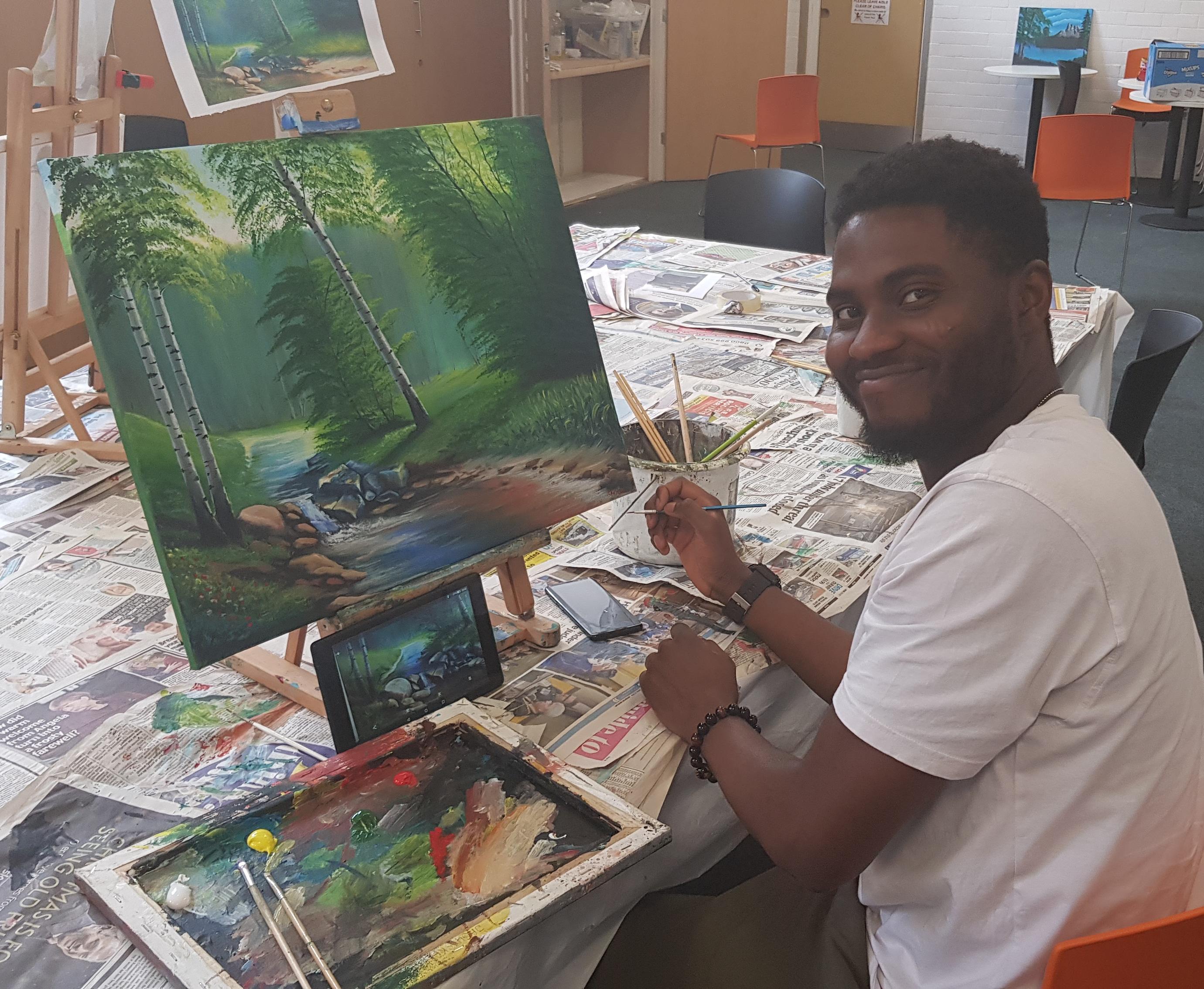 Olabayo Ishola
