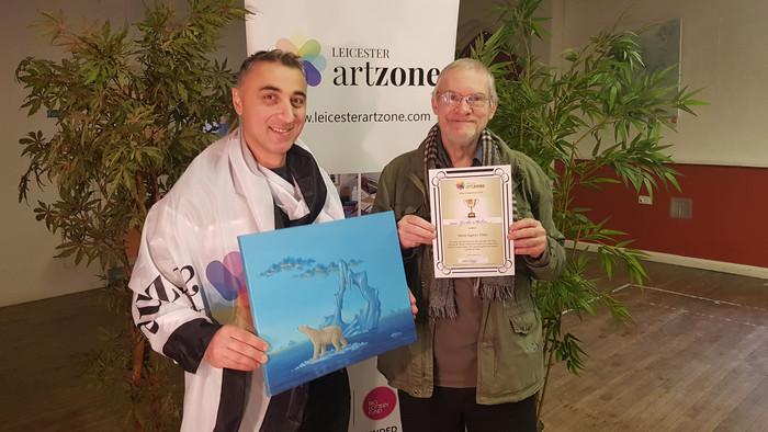 Winners of the LAZ Autumn & Winter Exhibition 2018