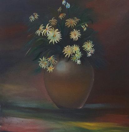 Daisies by Mita Visrolia