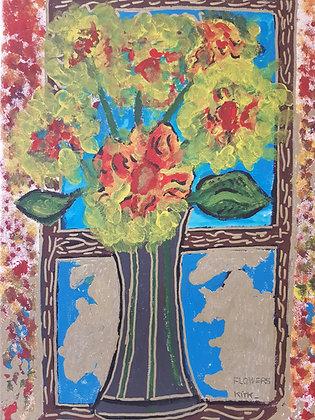Flowers by Kirkham Roberts