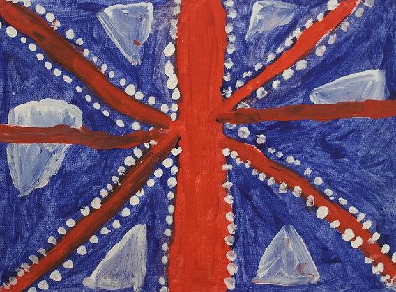 Great Britain by Sone Ennongene