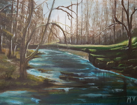 River by Mita Visrolia