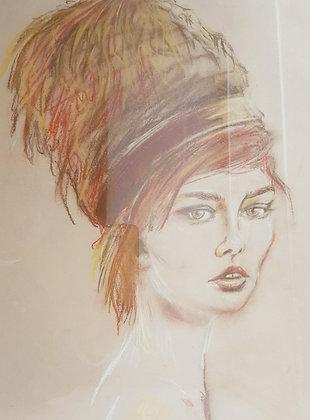 Autuminal Woman by Neil Freston