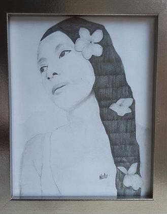 Portrait by Natu Ruparel