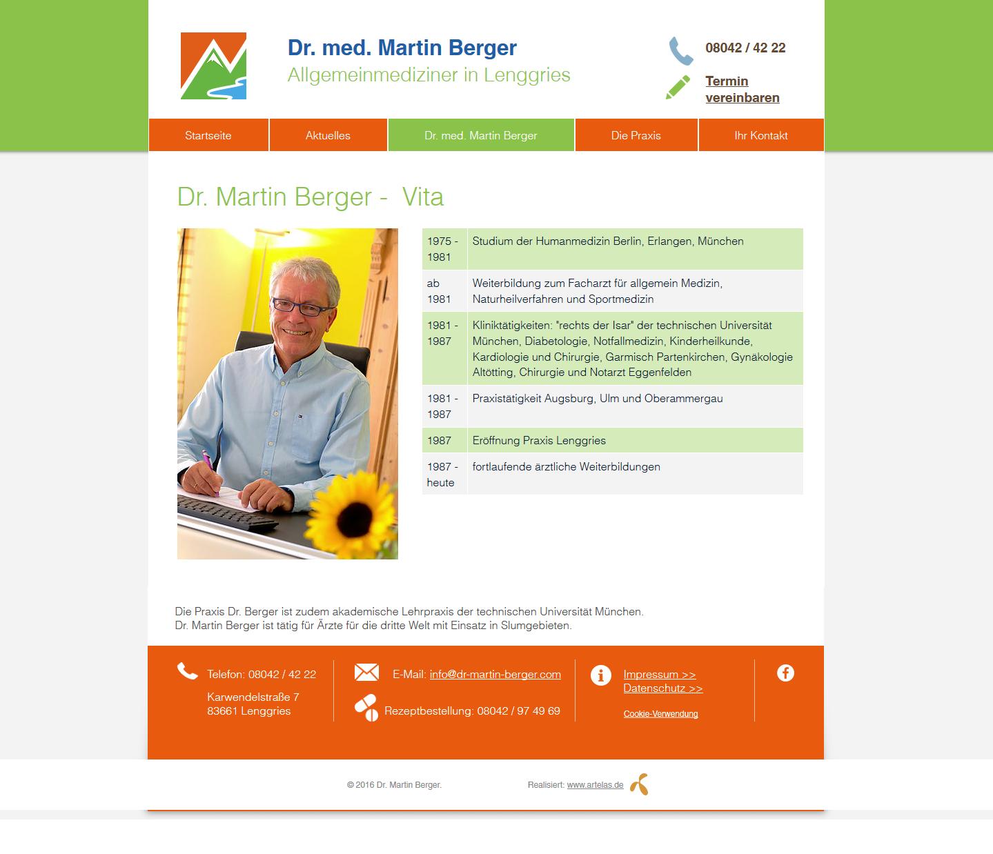 Dr. med. Martin Berger