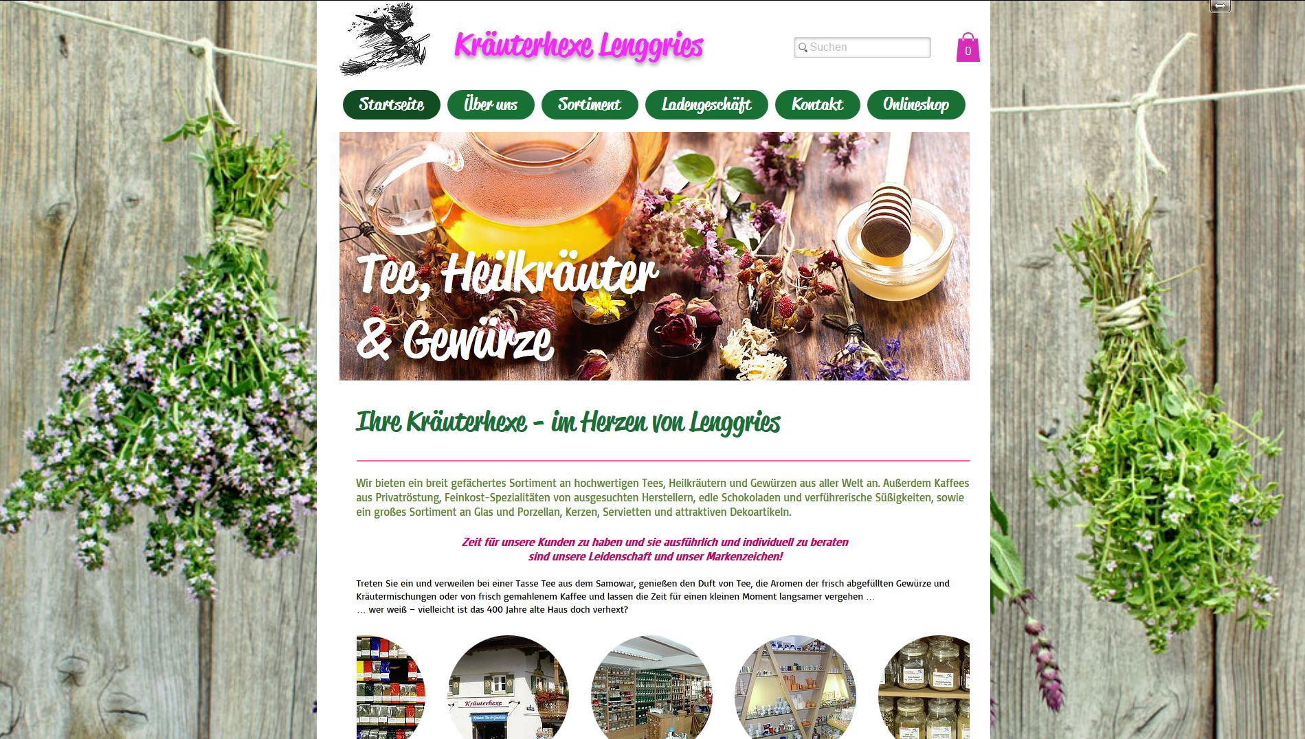 Kräuterhexe Lenggries - Ingrid Pumme