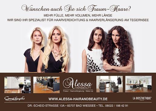 Alessa Hair&Beauty - Bad Wiessee