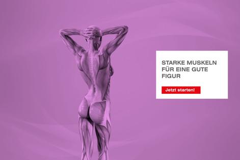 """Kampagne """"Starke Muskeln"""""""