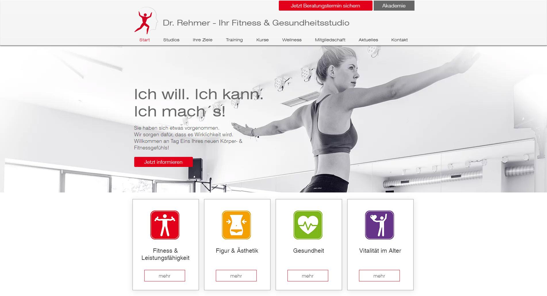 Dr. Rehmer Fitness & Gesundheit