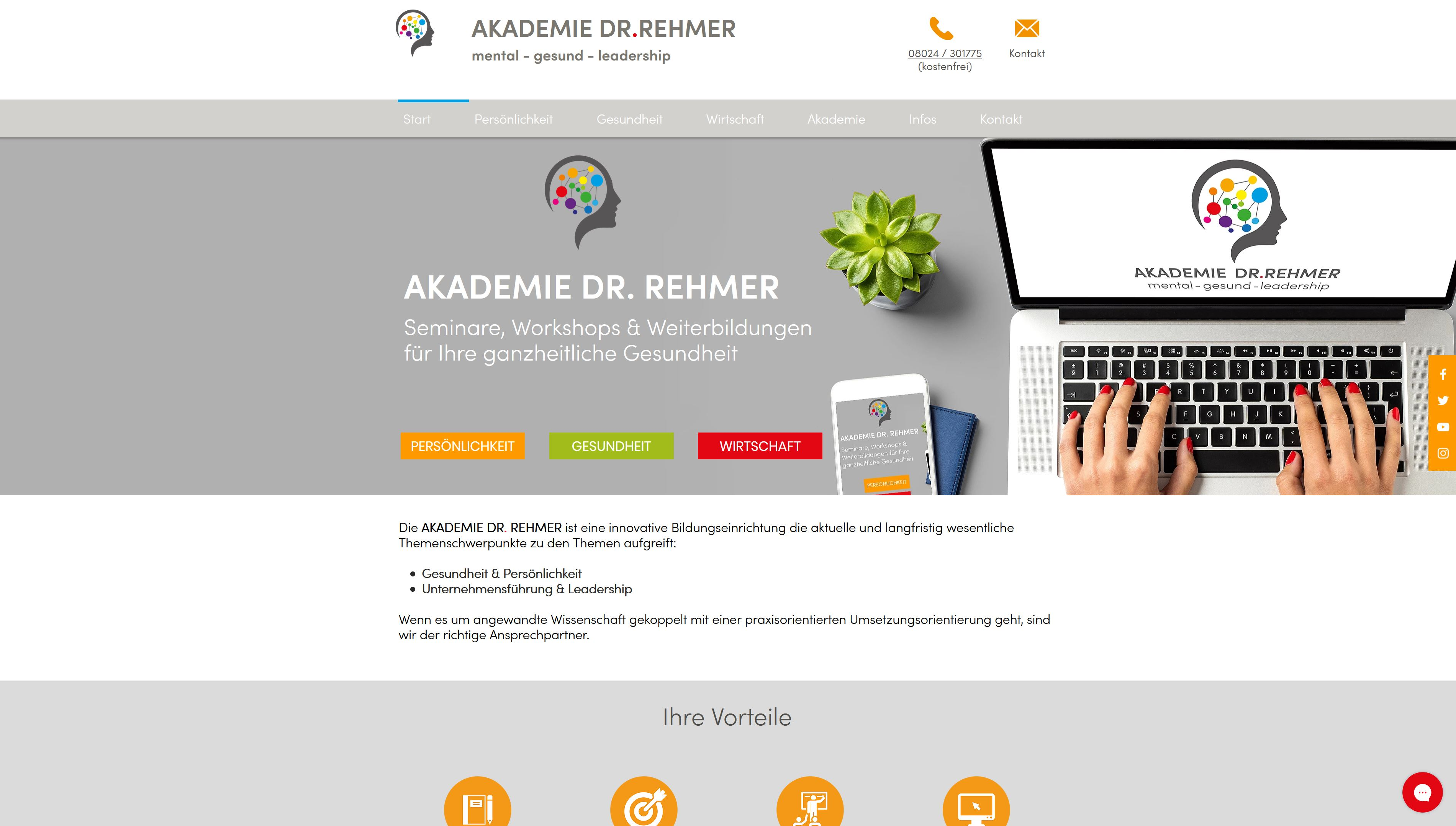Akademie Dr Rehmer