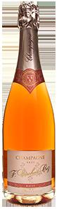 Cuvée Rosé Brut DEMI-BOUTEILLE 37,5cl H.T