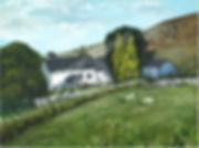 Marion Watson - Limited Edition Myndtown Church Art Print