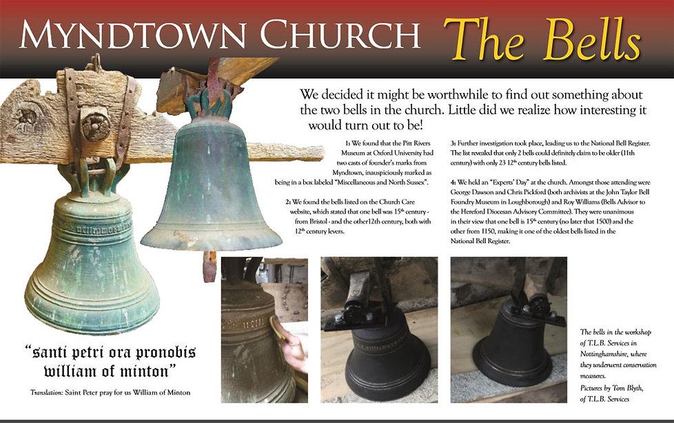 Myndtown Church Bells
