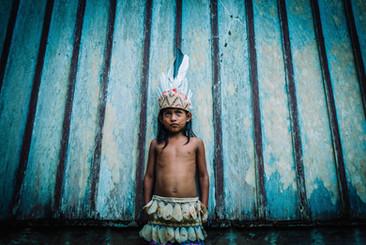 Amazonas Tikunas - FUNDACIÓN INÁY - Ca