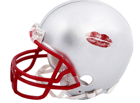 Q. Why do Football Players Wear Helmets? A. To Keep Tom Brady From Kissing Them.